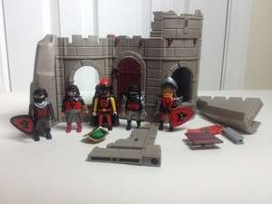 Lot Of Castle Knight Playmobil Parts