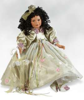 Destiny   34 African American Doll in Porcelain