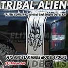 Dodge Ram Truck BED STRIPE Vinyl HEMI Decal Sticker Kit