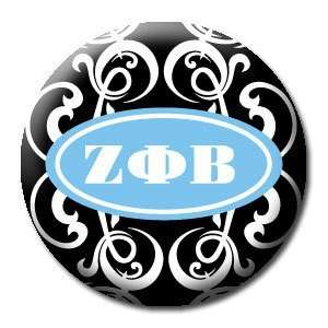 ZETA PHI BETA Classy 1.25 Magnet: Everything Else
