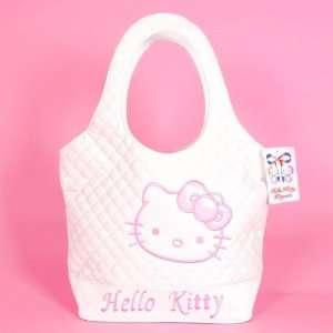 Hello Kitty Tote Bag Shopping Handbag Leatherette Baby