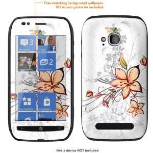 for Nokia Lumia 710 case cover Lumia710 301 Cell Phones & Accessories