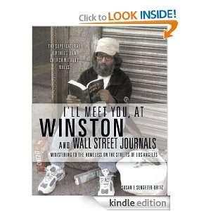 ll Meet You, At Winston And Wall Street Journals Susan E. Senegezer