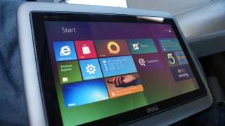 Dell Inspiron Duo Hybrid Tablet PC multi touch screen w/ SSD and