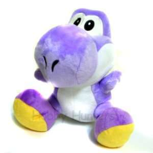 Plush   Nintendo Super Mario Bros   10 Soft Doll   Purple