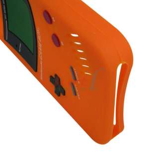 Silicone Case Cover Protector Game Boy Fr Apple iPhone 4 4G