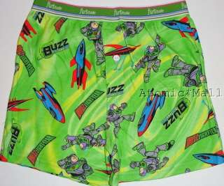 Boys Boxer Shorts Toy Storys Buzz Lightyear Rocket 5/6
