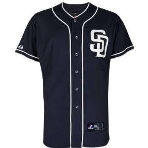 San Diego Padres Alternate Navy Jersey (2012) Sports