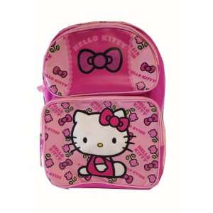 Hello Kitty Medium BackPack   Sanrio Hello Kitty Medium School Bag