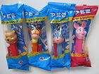 PEZ~My Friends Tigger and Pooh~2010~SET OF FOUR~NEW~