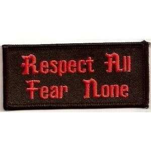 ALL Fun Embroidered Quality Biker Vest Patch!!!: Everything Else