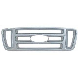 com 2004 2008 Ford F 150 Chrome Grille Bar Style Grille Automotive