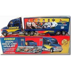 Sunoco NASCAR Race Car Hauler : Toys & Games :