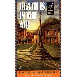 Air A Manor House Mystery [Mass Market Paperback] Kate Kingsbury