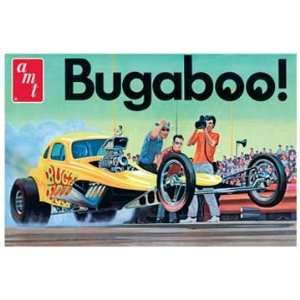 AMT 1/25 Bugaboo Dragster Car Model Kit   653 (NEW