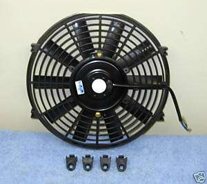 12 INCH 12 VOLT ELECTRIC RADIATOR COOLING FAN