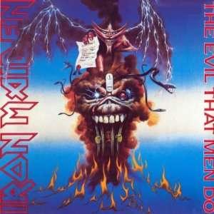 The Evil That Men Do: Iron Maiden: Music