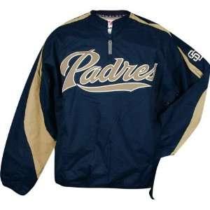 San Diego Padres Elevation Gamer Jacket