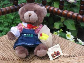 Teddy Bear Collection UK Francis Florist Handmade