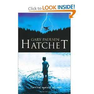 Hatchet Gary Paulsen 9780330439725  Books