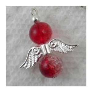 Wing (B) Spacer Charms 23mm ~Jewelry Making~ Arts, Crafts & Sewing