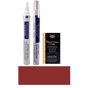 Oz. Red Land Pearl Metallic Paint Pen Kit for 2007 Hyundai Tucson (VA