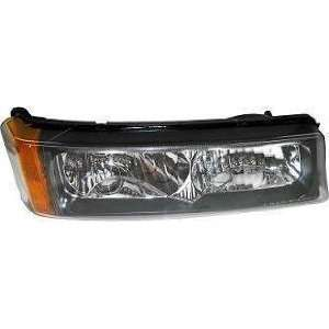 TURN SIGNAL LIGHT chevy chevrolet AVALANCHE 02 05 SILVERADO PICKUP 03