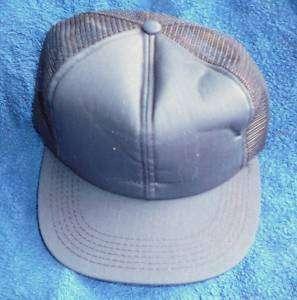 Ballcap hat Ball cap baseball polyester foam lined Mesh