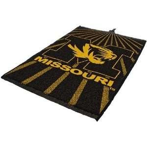 Missouri Tigers MIZZOU MU NCAA Golf Towel  Sports
