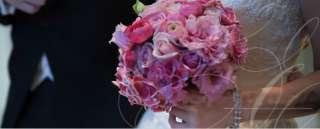 White Chiffon Beach Wedding dress Bridal Gown Size UK 8 16