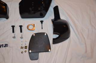 Harley Davidson HD Lower Vented Fairing W/ Quick Change Hardware