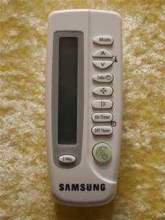 SAMSUNG Air Conditioner Remote Control   DB93 03013B