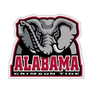 Alabama Crimson Tide NCAA Precision Cut Magnet Sports
