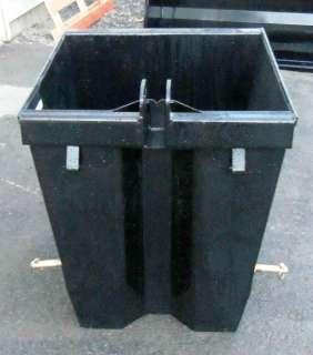 Rear Ballast Weight Box John Deere Kubota Case Kioti 1,000 lbs