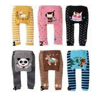 Baby Busha Boy Girl Pant Leggings Animal Design 6 36mth