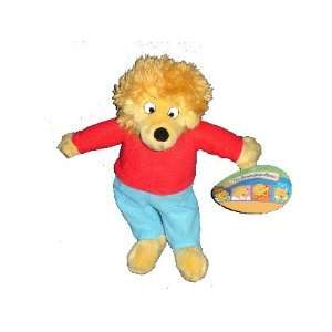 Berenstain Bears  Brother Bear 9 Plush Figure Doll Toy