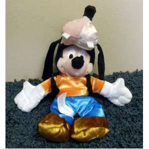 Disney Mickey Mouse Clubhouse 10 Plush Mickey Mouse Dressed as Goofy
