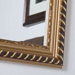 Marina Gold Framed Wall Mirror