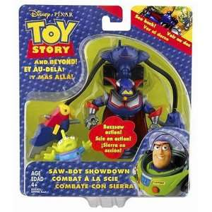 Toy Story Adventure Pack Saw Bot Showdown Toys & Games