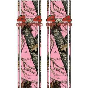 Mossy Oak Graphics 12003 BUP Break Up Pink Red 4x4 Off