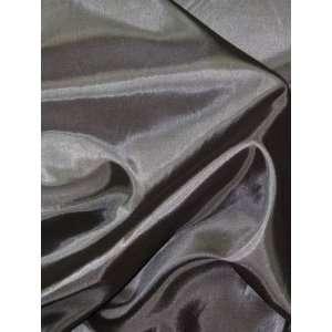 Charcoal china silk