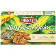 Emerald Dark Chocolate Cocoa Roast Almonds 100 Calorie Packs, 7