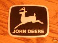 John Deere 110,112,140 Grill Medallion Decal