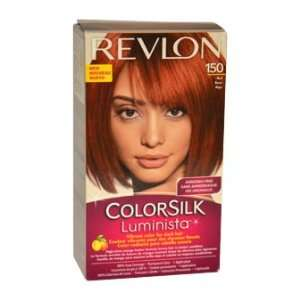 Colorsilk Luminista #150 Red 1 Application Hair Color
