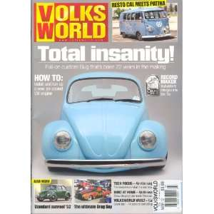 Volksworld Magazine March 2012 Various Books