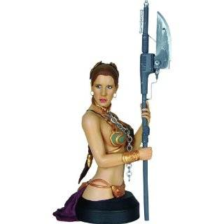 Gentle Giant Star Wars Slave Leia Mini Bust