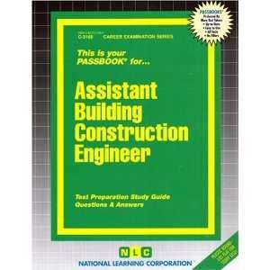 Building Consrucion Engineer (Career Examinaion Passbooks