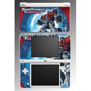 Transformers Armada Animated Vinyl Decal Skin Protector Cover 6 for