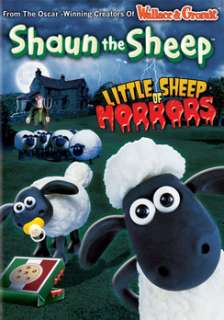 Shaun the Sheep   Little Sheep of Horrors (FS/DVD)  Overstock