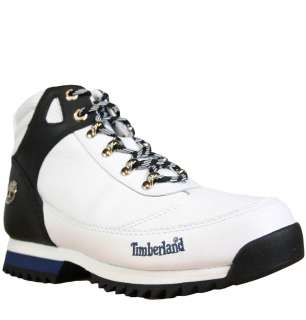 Timberland Euro Hiker 44597 Mens Boots White